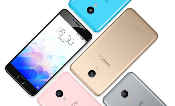 Обзор телефона Meizu M3
