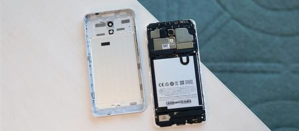 Быстро разряжается аккумулятор на Meizu M3 Note