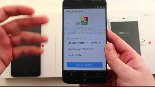 Что делать, если не открывается Google Play Market на Meizu