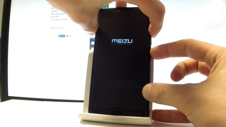 Как обновить прошивку на смартфоне Meizu M5/M5s самому