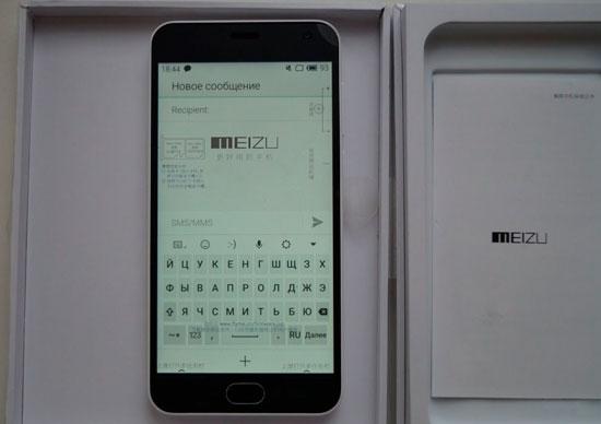 Как включить функцию ввода Т9 на Meizu M5