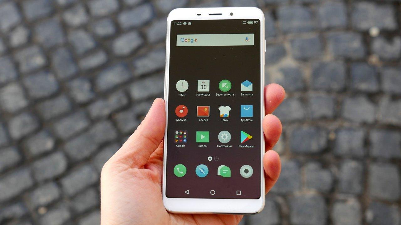 Meizu M6s - обзор смартфона среднеценового сегмента