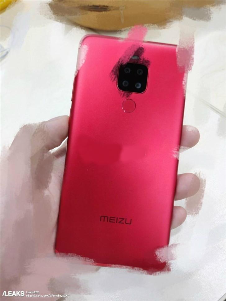 Meizu Note 8 Plus и четыре камеры